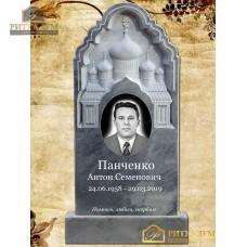 Резной памятник 22 — ritualum.ru
