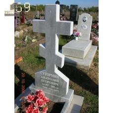 Памятник из мрамора стандарт 69 — ritualum.ru